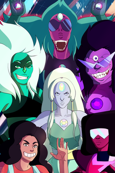 Steven Universe: FUSIONS by Ryuuuna