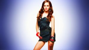 Emma Watson Bad Girl III by Dave-Daring