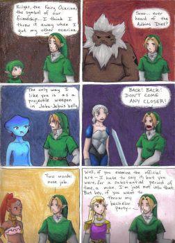 Link Speaks by Shimmie