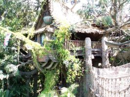 Tarzan's Treehouse by Whisperwings