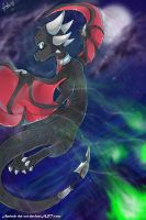 Forces of darkness by Amirah-the-cat