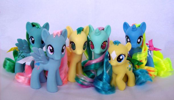 Etsy Ponies 01 by psaply