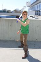 Hipster Link Strike by Noahlitz