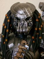 Hot toys Celtic Predator mask by ShadowPredator2012
