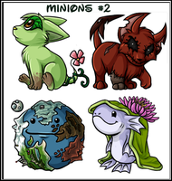 Subeta Items - Minions 2 by Nestly
