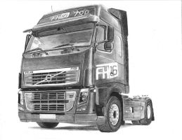 Volvo FH16 700HP by mehmetmumtaz