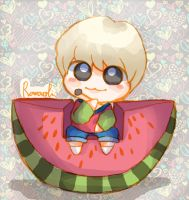 watermelon by Nenke