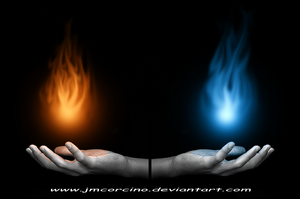 Fire and Ice by jmcorcino