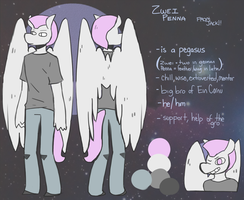 zwei penna reference by Palmlock