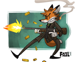 Fast Stanley by Failureson