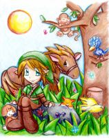 Critters of Hyrule by bchan