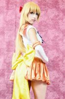 Sailor Venus by pink-hika