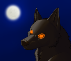 Eclipse - unfinished art by TheMetasepia