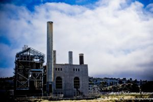 Old PGE Power Plant by cantsaynotohope