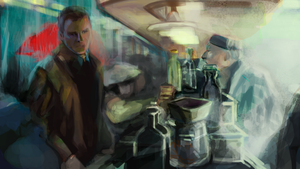 Blade runner by Tifaerith