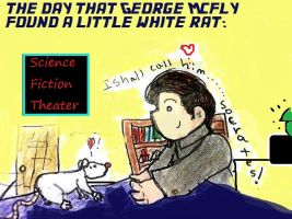 George + Socrates by FangirltoIsengard