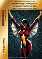 Spider-Woman Special - Pheromones by overpower-3rd