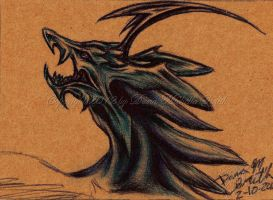 ATC: Blue Dragon Profile by LegacyofanArtist
