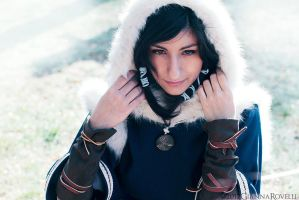Korra Winter Jacket by Sasha-Dee