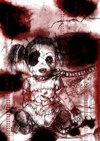 Freaky Doll v.2 by Cosmiksquirel