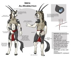 Iben Ref Sheet, Redux...again by aureath