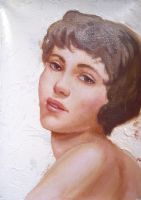 oil painting exercise by KristinaGehrmann