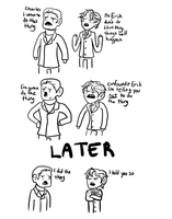 How the Charles-Erik Friendship Works by TheBritishGeek
