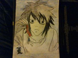 L death note by pregnantdinosaur98