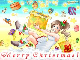 Merry Christmas 2009 by Aleccha