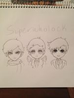 Superwholock by rainbowsurprise