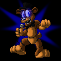 Freddy Fazbear by Hukley