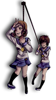 Corpse party :Hangin' around: by RabidK-9