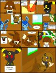 The Clone Attack Page 3 by TwilightTheEevee