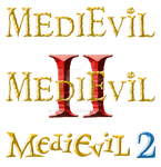 MediEvil Logos Remastered by RocKSpaM
