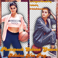 Photopack Selena Gomez Adidas Neo PNG. by TutosByCandyDesigns