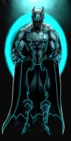 DarkKnight Tron by MaQuintus