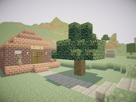 minecraft shader 1 by ProNorst