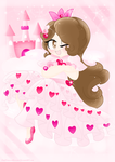 .:AT: Angelic Princess of Pink:. by PinkPrincessBlossom