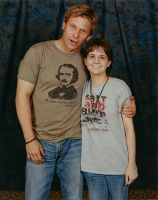 Mark Pellegrino And I Photo-Op by ChaseYoungIsMine