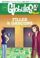 Globules magazine cover - 'Girls and Boys' by emilkun