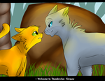 Welcome to Thunderclan by GreeneFlygon