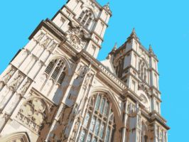 Westminster Abbey Paint By Number Art Kit by numberedart