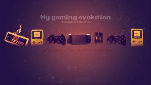My Gaming Evolution by elbichopt