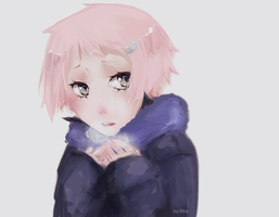 it's cold by Rika-tyan