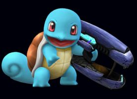 Squirtle of 2552 by LithiumSpartan