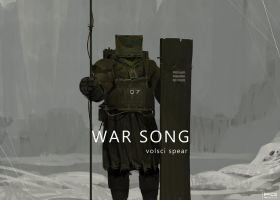 War Song - volsci spear by ProxyGreen