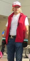 Terry Bogard cosplay 25 by IronCobraAM