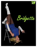 Bridgette's Smexy Pin Up by ImfamousE