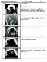 DarkStar's Insanity Storyboards Page 2 by AmzyTheChangeling
