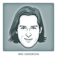 Wes Anderson by monsteroftheid